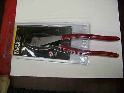 "Klein Tools Crimping/Cutting Tool 9"" 1005 New"