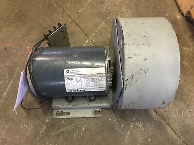 Blower With GE AG Motor