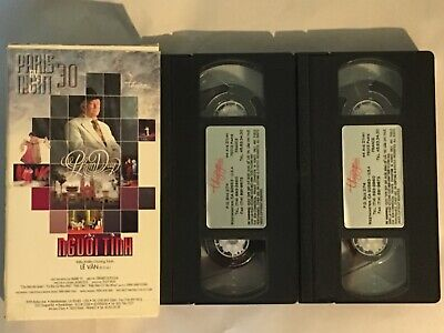 Paris by Night 30 VHS Video Tape ~ Vietnamese Music
