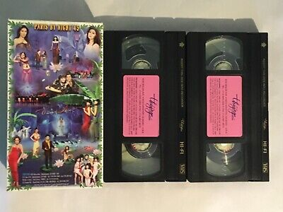 Paris by Night 45 VHS Video Tape ~ Vietnamese Music
