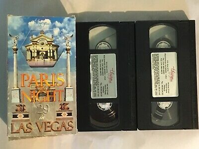 Paris by Night 29 VHS Video Tape ~ Las Vegas Vietnamese Music