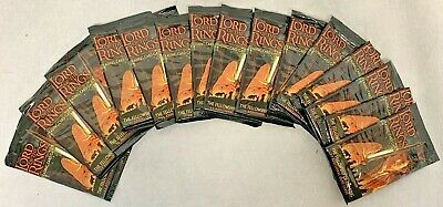 The Lord of the Rings Trading Card Game, Lot of 15 Card Packs SEALED