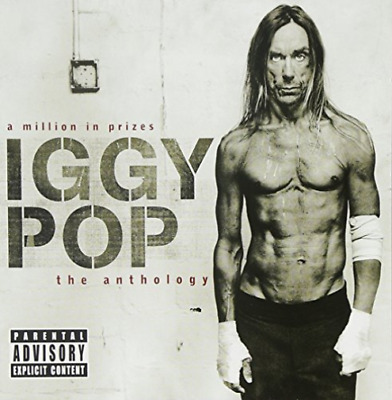 Iggy Pop-A Million in Prizes - The Anthology (UK IMPORT) CD NEW