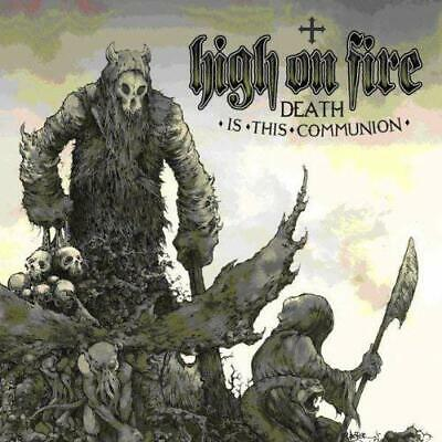 High On Fire-Death Is This Communion (Uk Import) Vinyl Lp New