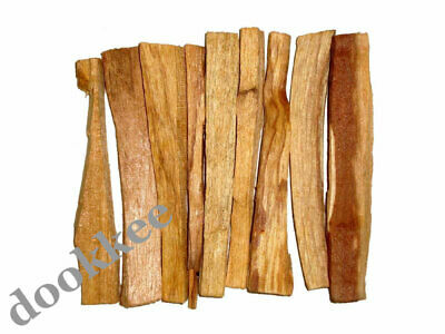 PALO SANTO Holy Wood Incense Smudge Sticks (PERU) - 50 grams