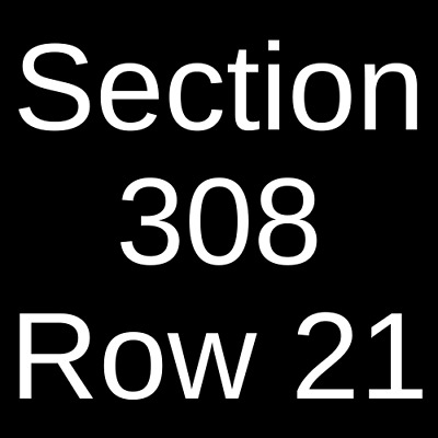 4 Tickets Minnesota Vikings @ New York Giants 10/6/19 East Rutherford, NJ