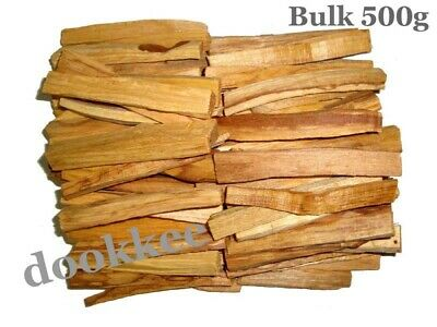 PALO SANTO Holy Wood Incense Sticks Smudge Sticks (PERU) – BULK 500g