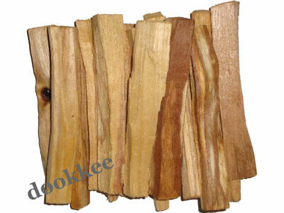 PALO SANTO Holy Wood Incense Smudge Sticks (PERU) - 100 grams