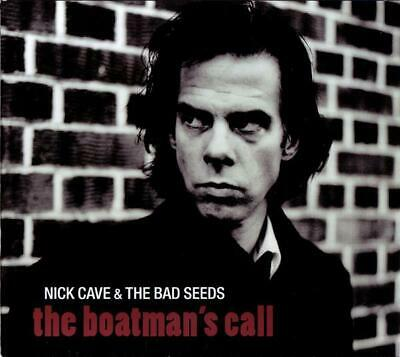 Nick Cave & The Bad Seeds ‎– The Boatman's Call Remastered Cd (New/Sealed)
