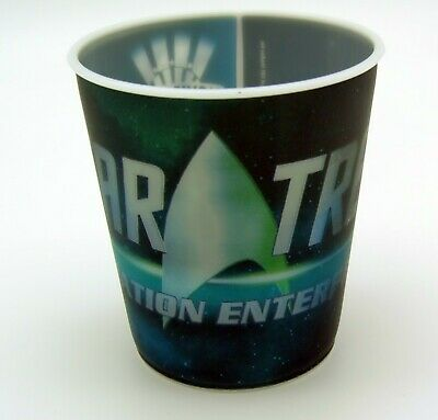 Star Trek - Operation Enterprise - Movie Park Germany - Sammler Becher Cup Mug
