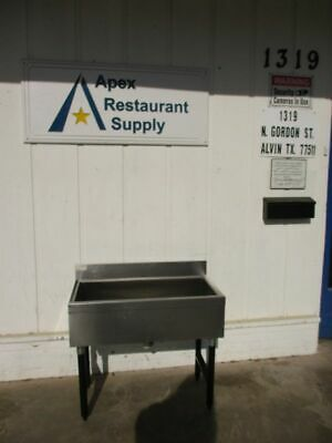 #4071 Supreme Metal Stainless Steel Jockey Box