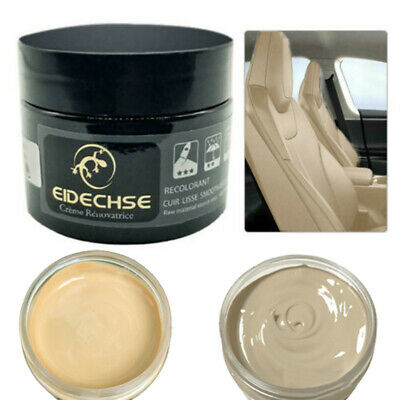 Leather Repair Cream Filler Compound For Leather Restoration Cracks Burns Hole
