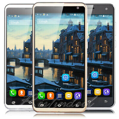 Unlocked 5.5 QHD Smartphone Android 5.1 Quad Core 2SIM 3G/GSM WIFI Cell Phone