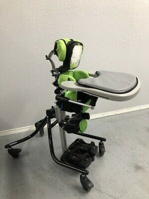 Leckey Squiggle 1 Pediatric Stander, 50 Lbs Cap, 1-5 Years