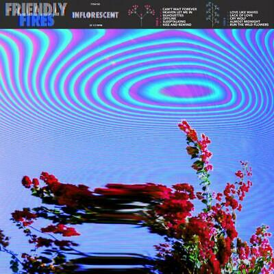 Friendly Fires - Inflorescent - CD Album (Released 16th August 2019) Brand New