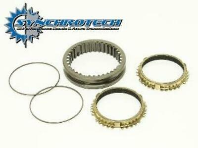 Carbon Synchro Sleeve Set 3rd-4th Integra (LS)