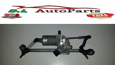 Vauxhall Corsa D Genuine Front Wiper Motor And Linkage  2006-2010