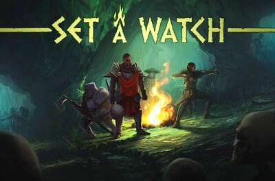Set a Watch - Strategy Card Game