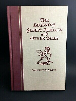 The Legend of Sleepy Hollow By Washington Irving Readers Digest, 1987