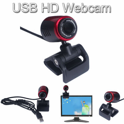 10MP USB2.0 HD Webcam Camera Web CMOS Cam With Microphone For Computer PC Laptop