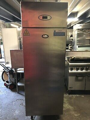 Fosters Stainless Steel Upright Freezer / Catering