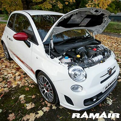 MPX Hi-Flow Intake with K/&N Air Filter for the /'12-/'14 Fiat 500 Abarth /& 500T