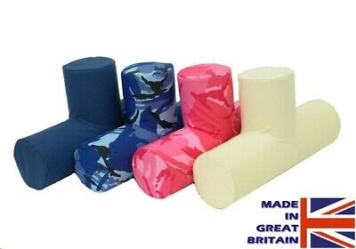 T-Roll - Leg positioning aid - Medium - Various colours - Wipe clean cover.