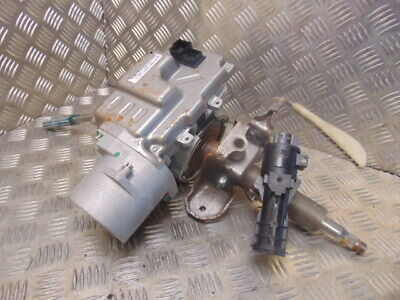 2012 Fiat 500 Electric Power Steering Column 735541058