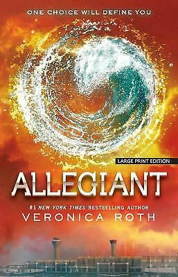 Allegiant (Divergent Series) by Roth, Veronica