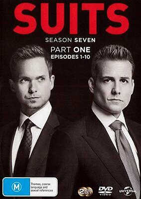 Suits Season Seven, Part One DVD