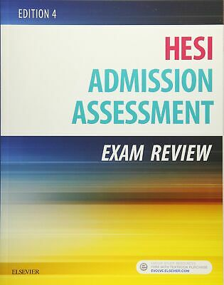 Admission Assessment Exam Review 4th Edition