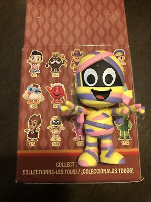 Funko Mystery Minis Yummy Mummy 1/24 From The New Ad Icons Series.