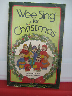 Wee Sing For Christmas 1984 Pamela Conn Beall and Susan Hagen Nipp