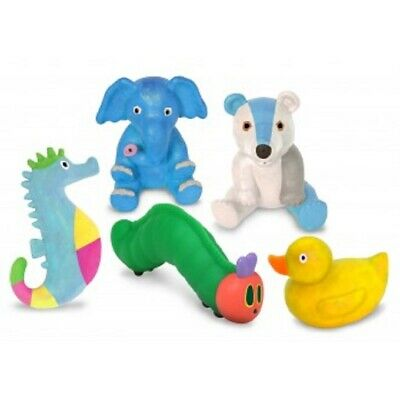 Very Hungry Caterpillar Bath Squirties / Bath Time Water Toys
