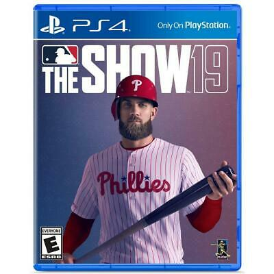 MLB The Show 19 PS4 PlayStation 4