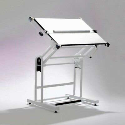 Blundell Harling A1 Drawing Board with stand and parrallel motion machine