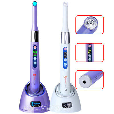 UK Woodpecker Dental iLed Curing Light Lamp 360° Rotatable Head 2300mw/cm2