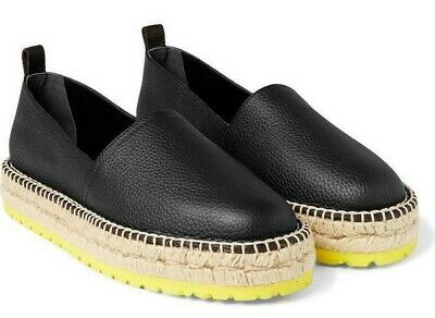 Balenciaga Rope Leather Espadrilles Turnschuhe Sneakers Shoes Schuhe Slippers 42