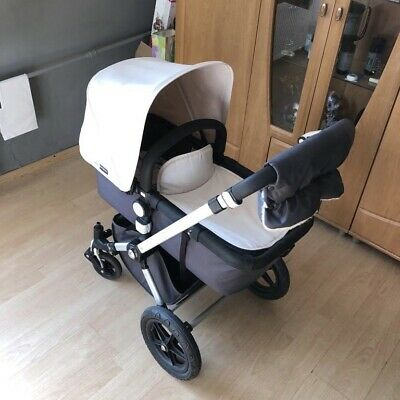 Bugaboo chameleon Cream And Grey