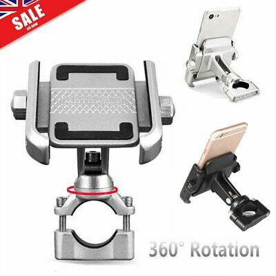 360 °Rotatable Motorbike Bicycle Bike Phone Mount Bracket Holder for Cell Phone
