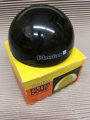 Photax filter dome code B Yellow/Green, for darkroom safelight