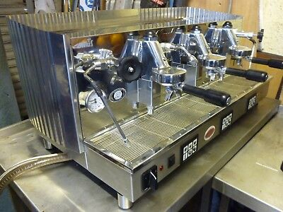 Fiorenzato 3 Group Espresso Coffee Machine