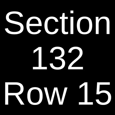 2 Tickets Chicago Bears @ Green Bay Packers 12/15/19 Lambeau Field Green Bay, WI