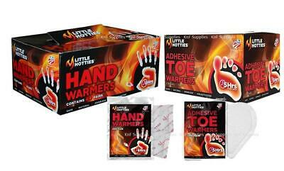 Little Hotties Hand Toe Warmers Pocket Glove Winter Outdoor Cold Heat