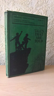 Tales That Are Told, Enid Blyton, Hugh Chesterton (Illustrator), (Book IV), 1934