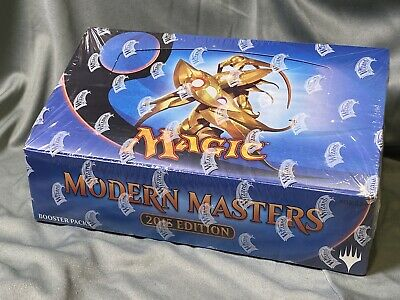 1x Modern Masters 2015 Booster Box - Factory Sealed - MTG Seattle
