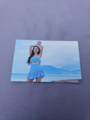 Twaii's Shop Twice Official Trading Photocard  Nayeon NO.10
