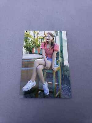Twaii's Shop Twice Official Trading Photocard  Nayeon NO.37