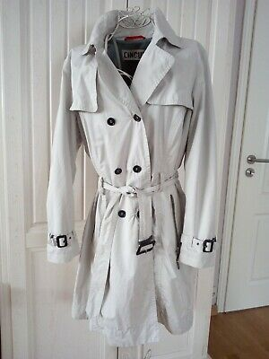 best website 5770c 20342 CINQUE DAMEN TRENCHCOAT, Mantel GR.44 fast neu