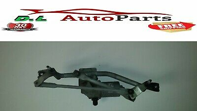 Fiat Punto Genuine Front Wiper Motor And Linkage  2006-2010